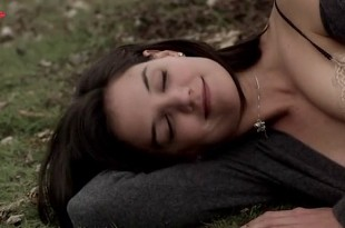 Katie Holmes hot, sexy and see through - The Romantics (2010) (13)