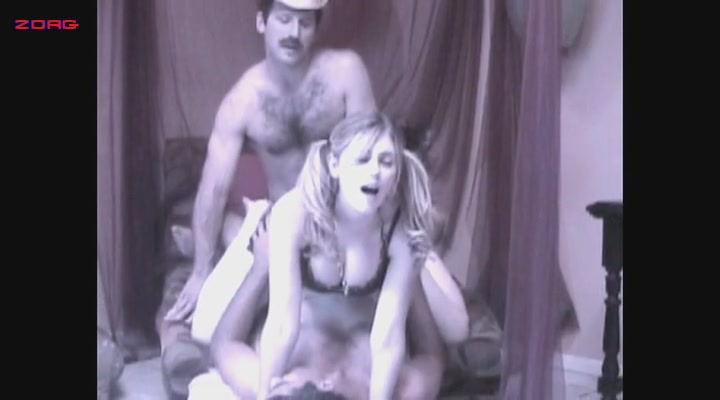 Diora Baird sex threesome doggy style and sexy cleavage - Love Shack (2010)
