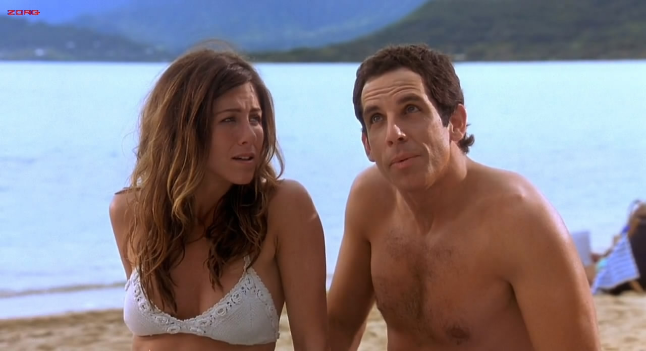Jennifer Aniston hot see through - Along Came Polly (2004) hd720p