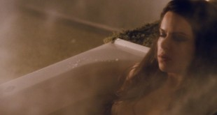 Emily Hampshire nude boobs and nude butt - Die (2010) HD 1080p (3)