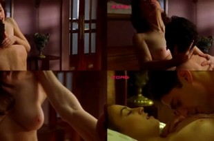 Leonor Watling nude topless and sex - Deseo (ES-2002)