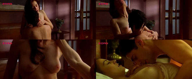 Leonor Watling nude topless and sex – Deseo (ES-2002)