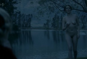 Rosamund Pike nude Rachael Stirling nude full frontal others nude too- Women in Love (2011) pt1 hd720p (7)
