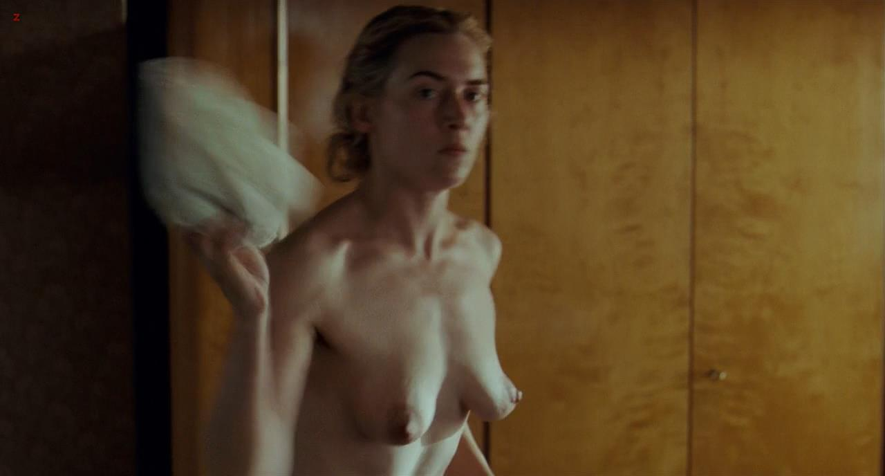 Kate Winslet nude bush and topless and Jeanette Hain nude full frontal – The Reader (2008) hd720/1080p