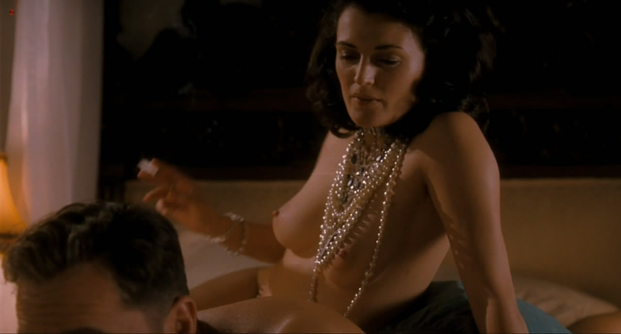 Lyne Renee nude topless and sex - The Hessen Affair (2009) hd720p