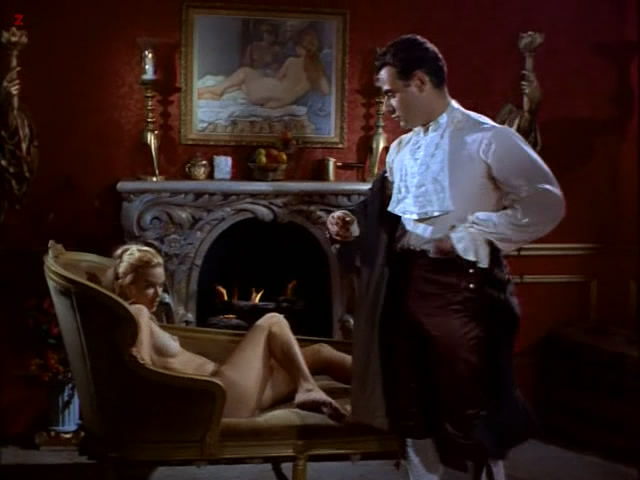Stacey Walker nude topless in vintage – The Notorious Daughter of Fanny Hill (1966)