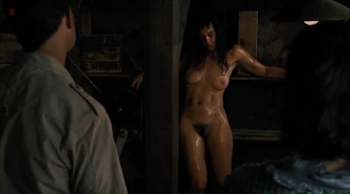 Pollyanna McIntosh nude full frontal and nude topless in - The Woman (2011)