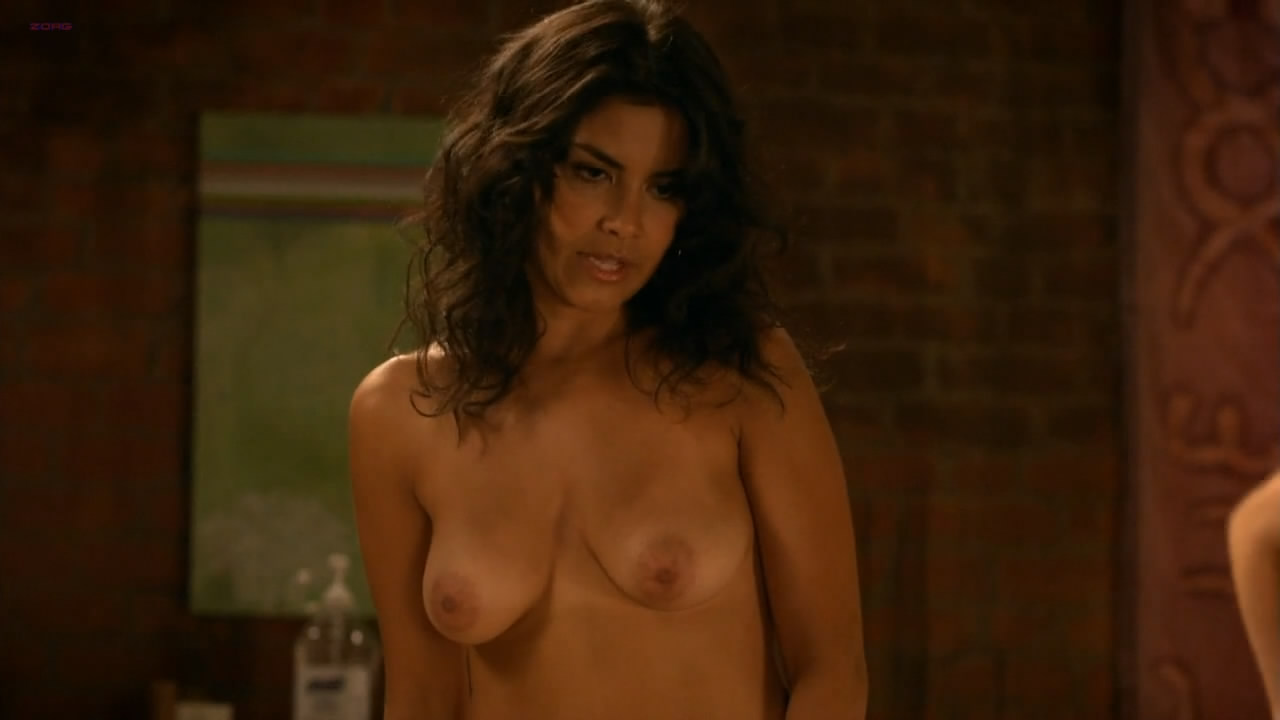 boobs grant Naked rebecca