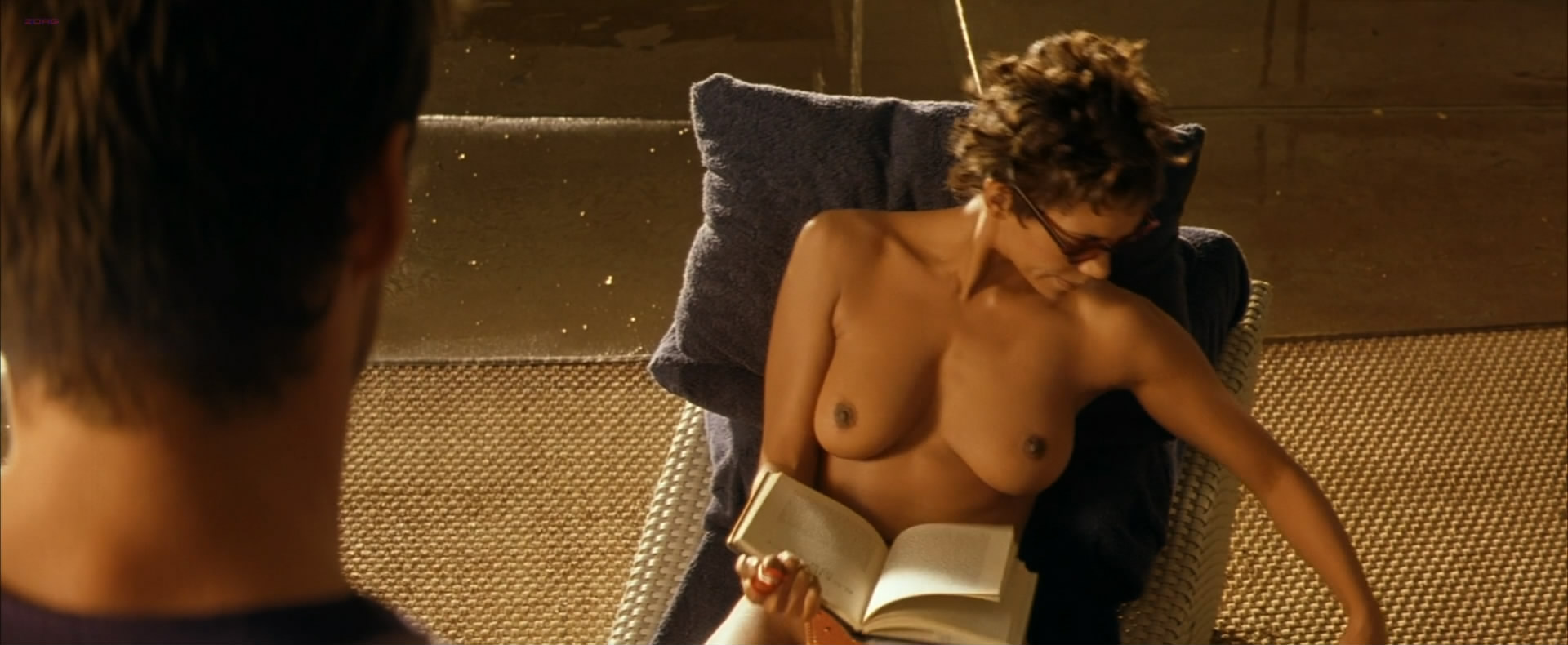 Halle berry swordfish topless apologise, but