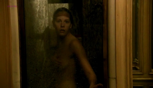 Tara Carroll nude topless in the shower - The Passing (2011)