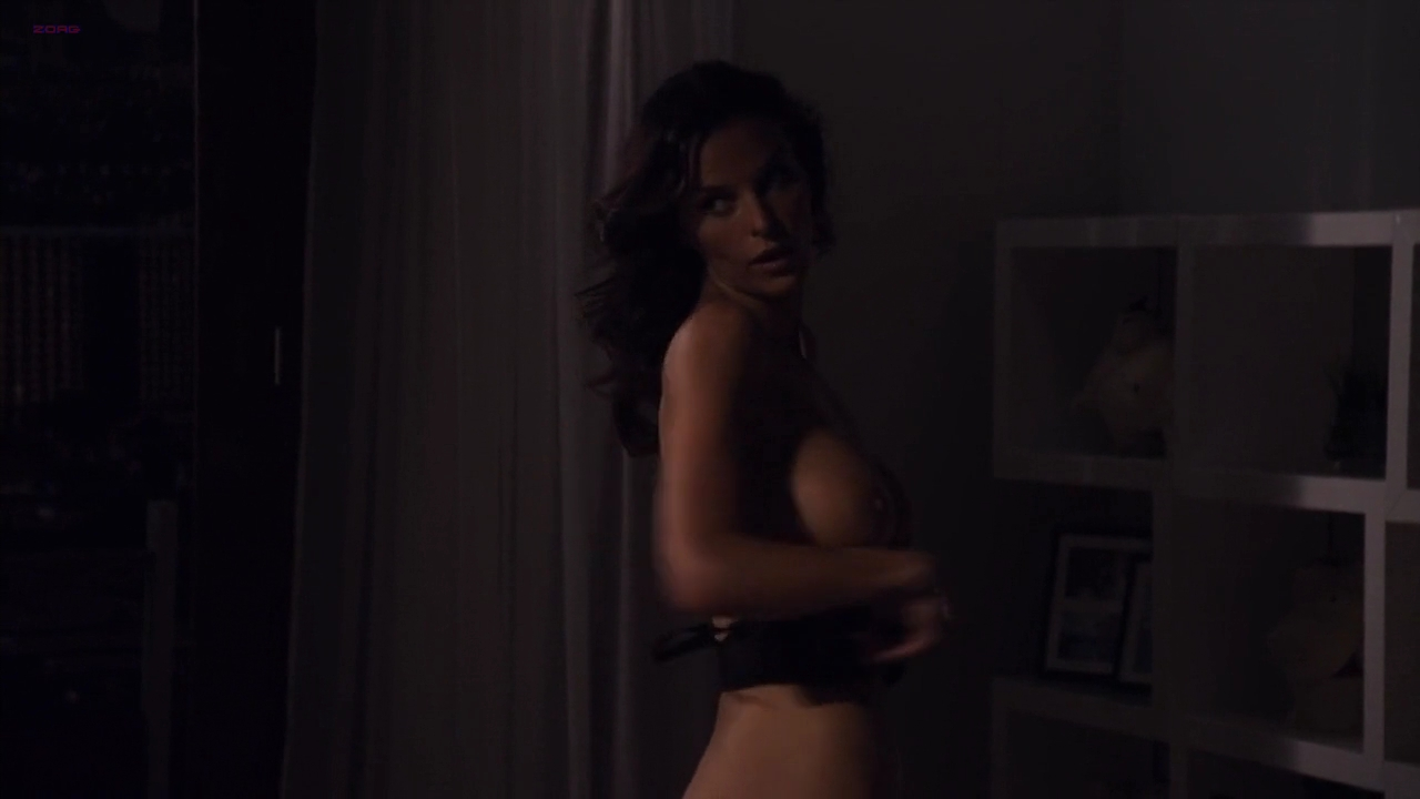 """Ana Alexander nude riding a lucky guy in """"Chemistry"""" (2011) s1e1 hd720p"""