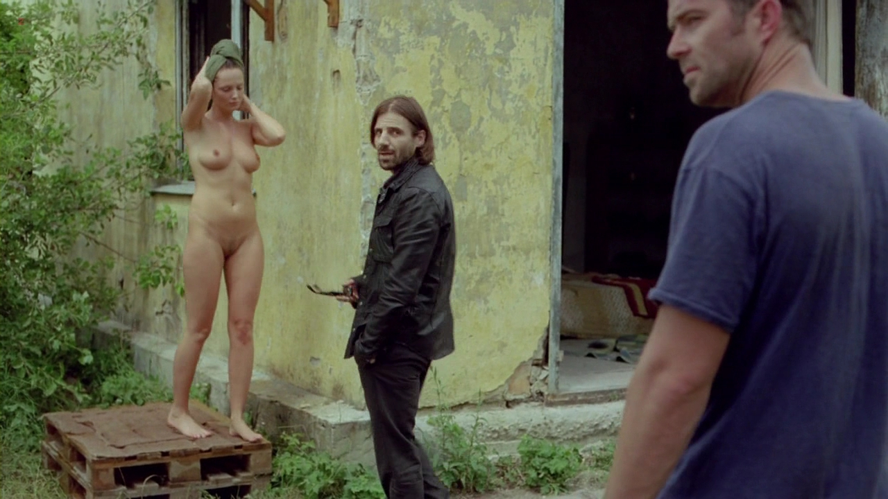 Zsuzsa Smith full frontal nude bush Strike Back s2e8 hd720p