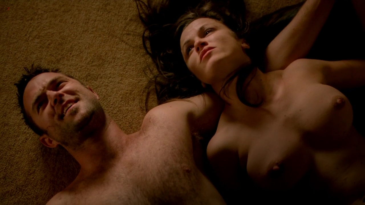 "Natalia Avelon nude topless after sex in ""Strike Back"" (2011) s2e9 hd720p video edit"