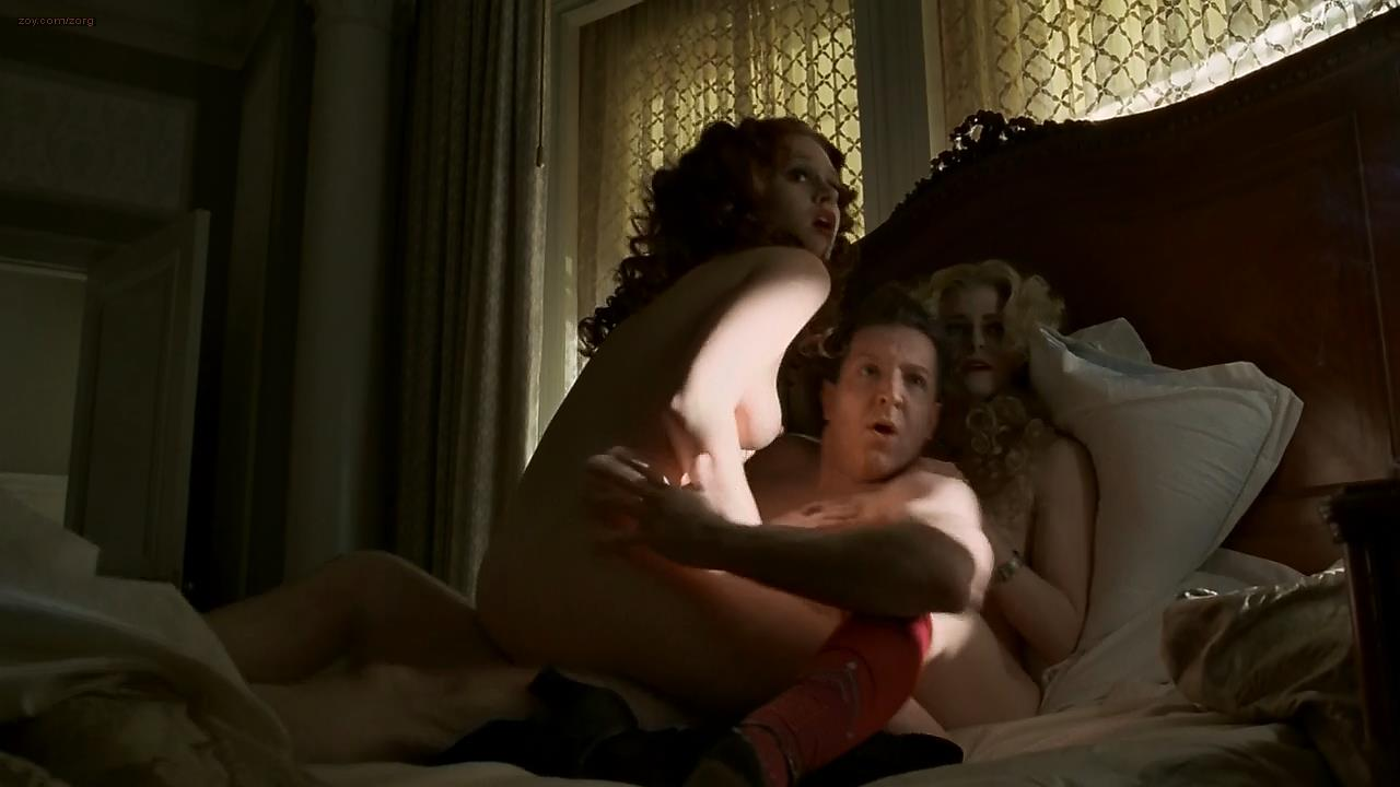 Lisa Joyce butt naked - Boardwalk Empire S02E06 hd720p