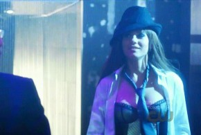Lyndsy Fonseca hot as stripper poole dancing in - Nikita s2e9 hd720p (3)