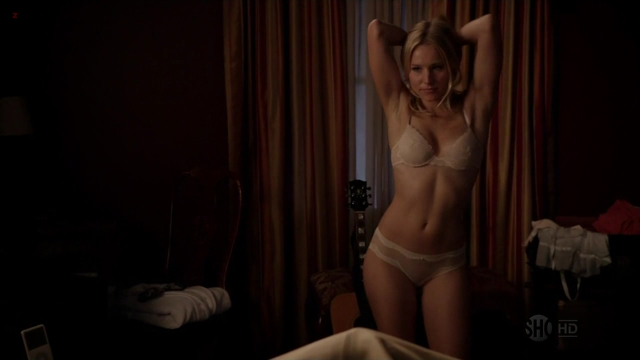 Kristen Bell very hot and sexy in lingerie from House of Lies s1e4 hd720p1