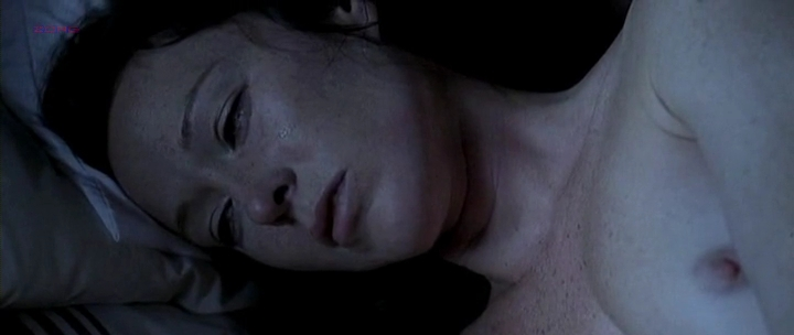 Moya O'Connell nude topless and sex – South of the Moon (2008)