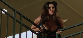 Demi Moore sex oral and sexy in lingerie- Disclosure (1994) hd720-1080p