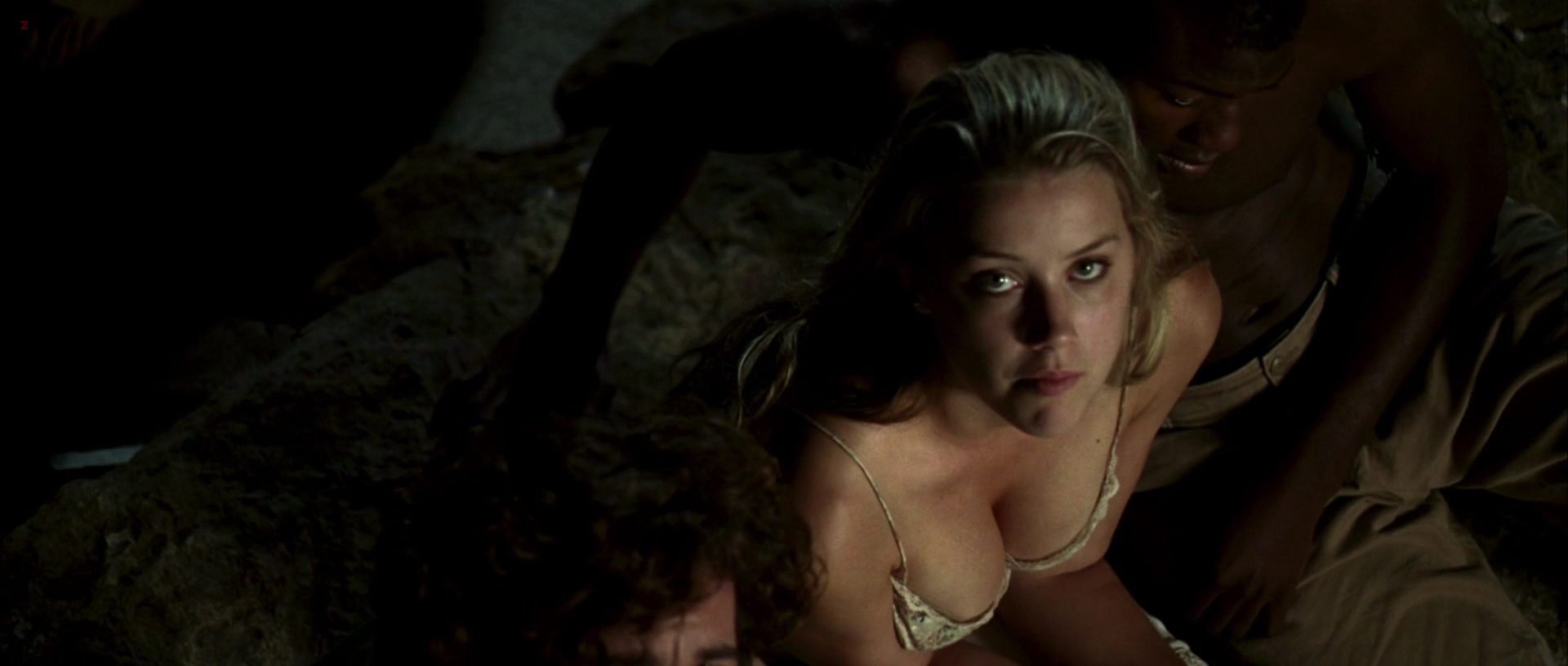 "Amber Heard not nude but hot and Whitney Able nude topless ""All the Boys Love Mandy Lane"" (2006) hd1080p"