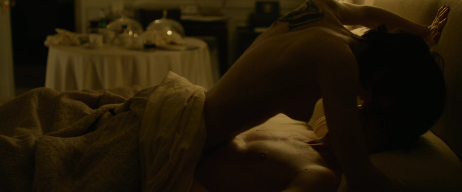 Rooney mara nude the girl with the dragon tattoo 2011