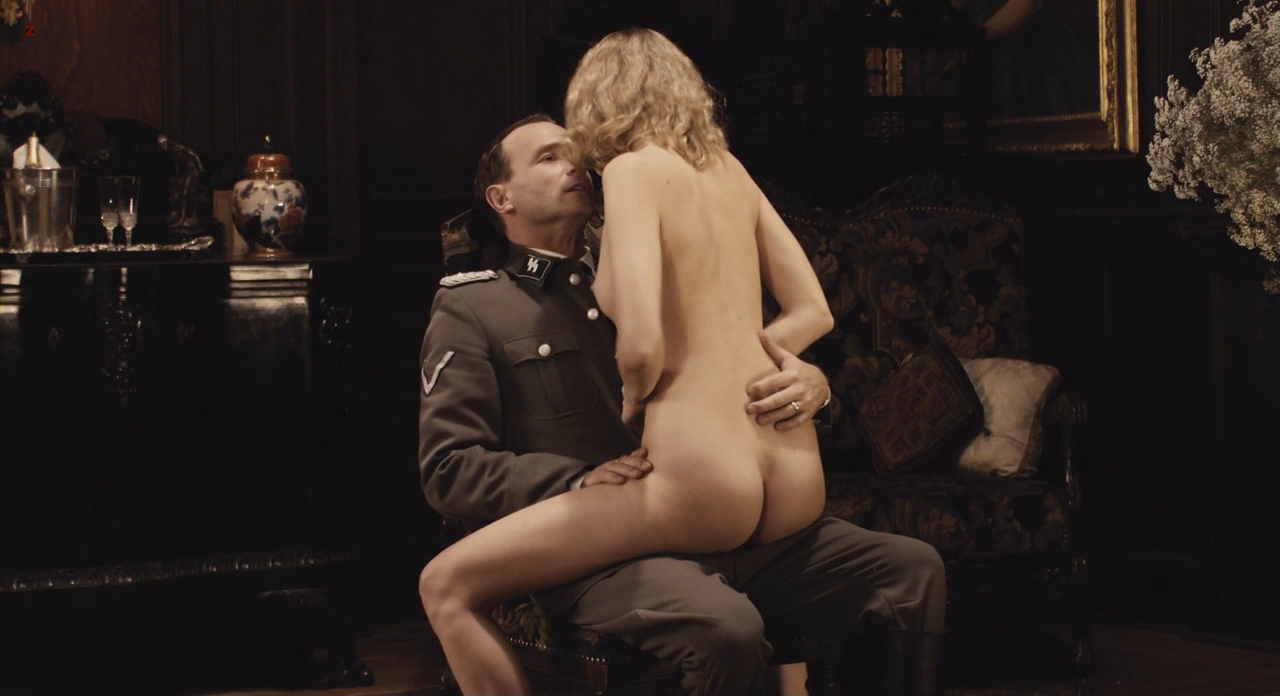 Tereza Srbova full naked butt and topless - Eichmann (2007) hd720p
