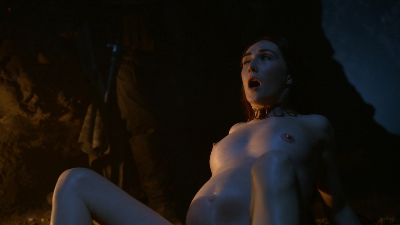 Carice van Houten naked in Game Of Thrones s2e4 hd720p video edit