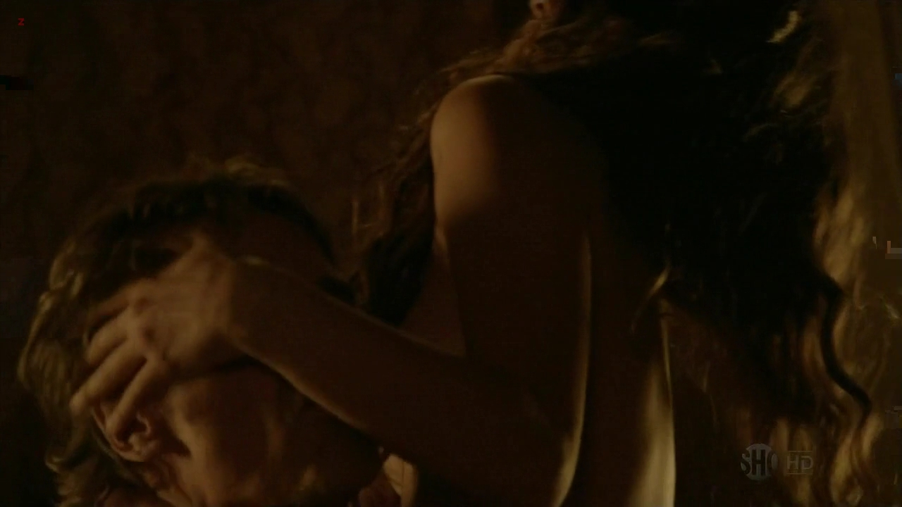Melia Kreiling nude toplessa and sex - The Borgias s2e4 hd720p