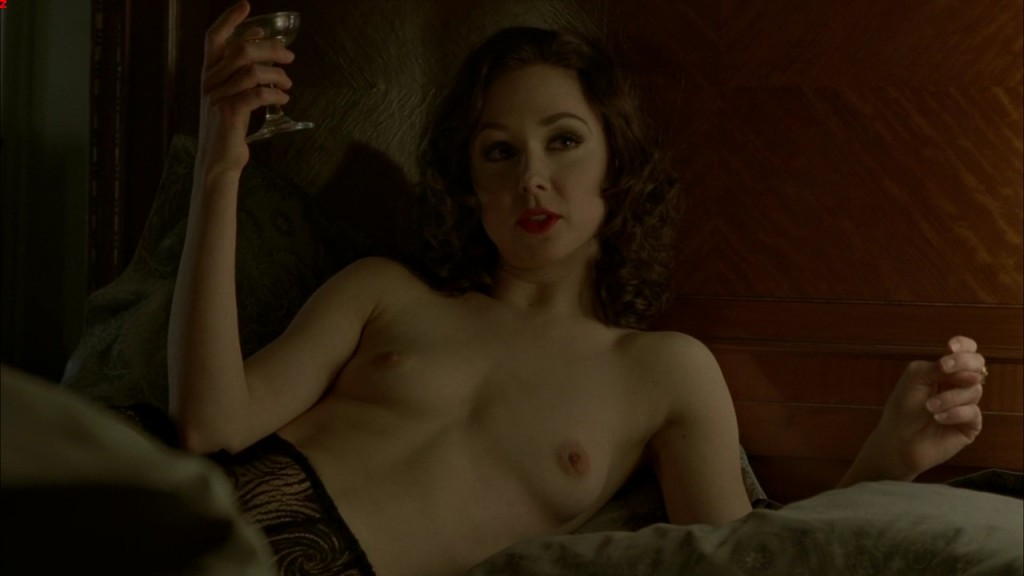Meg Chambers Steedle nude topless from Boardwalk Empire s3e1 hd720p