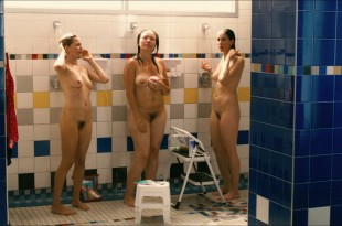 Michelle Williams nude and Sarah Silverman nude both full frontal - Take This Waltz (2011) hd1080p (5)