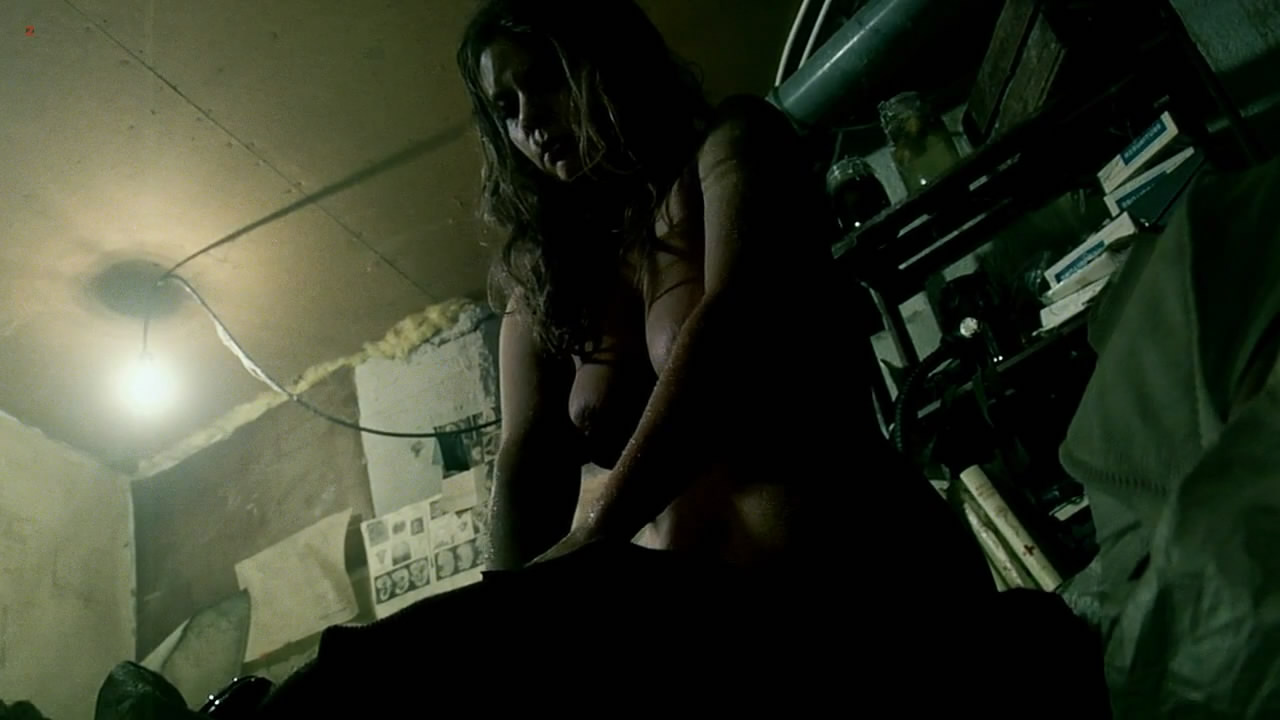 Silje Reinamo all naked and and nude topless in the bath - Thale (2012) hd720p
