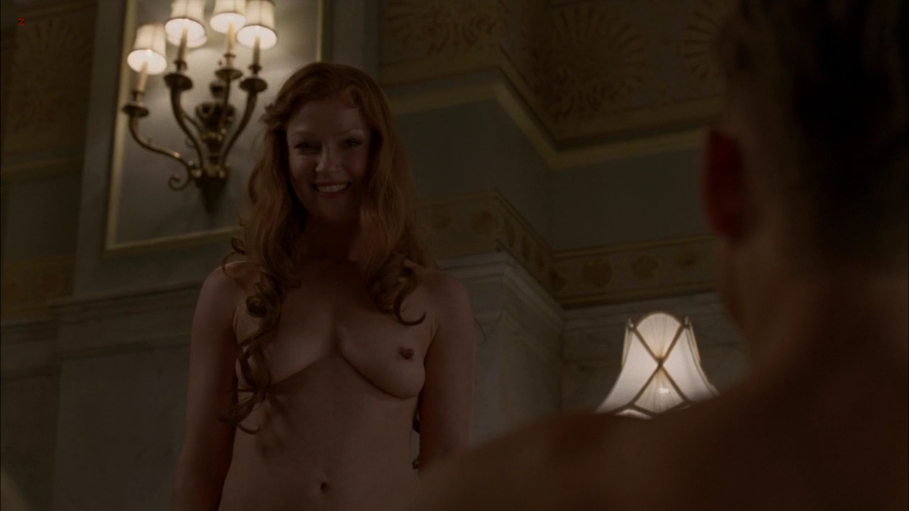 Gretchen Mol naked full nude topless from - Boardwalk Empire s3e7 hd720p.