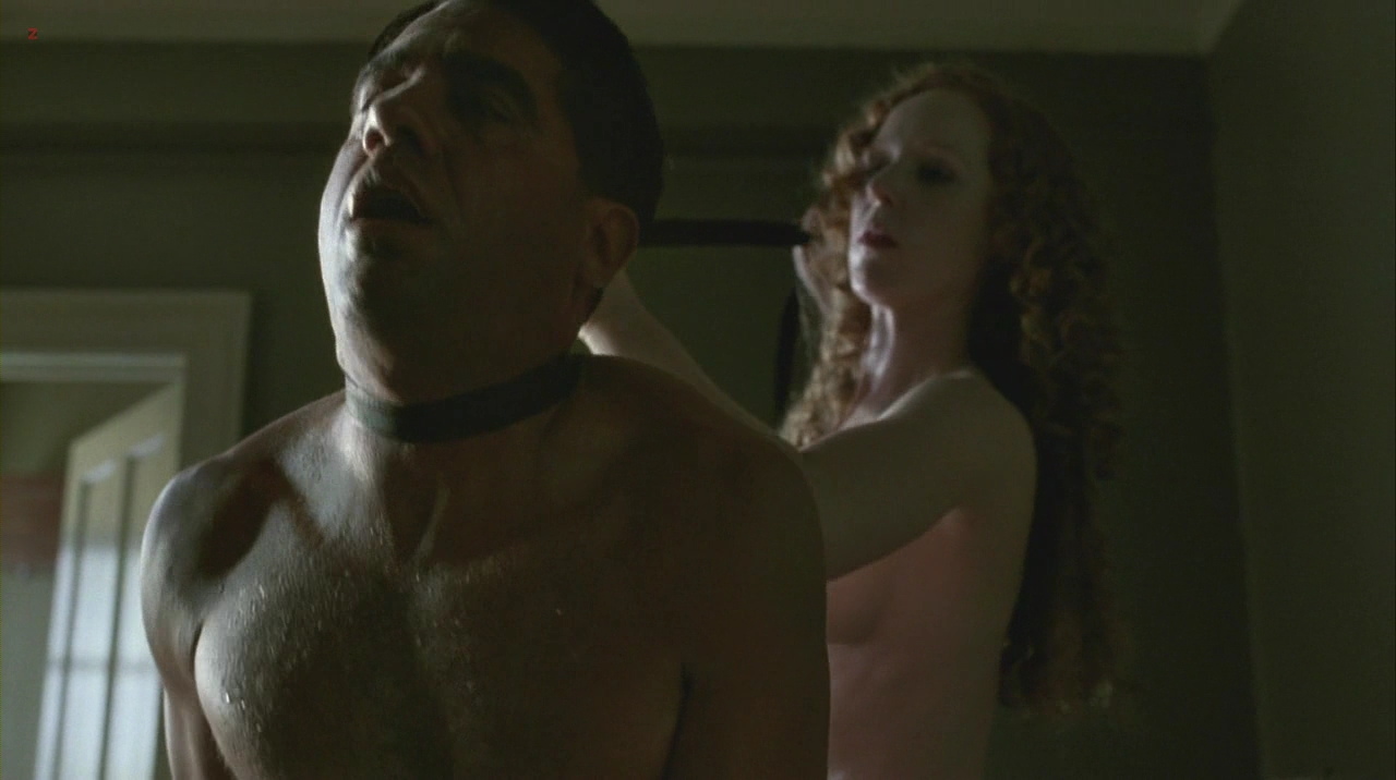 Kathryn Barnhardt all naked topless and dominatrix - Boardwalk Empire s3e5 hd720p
