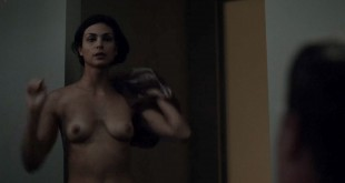 Morena Baccarin nude topless and sex - Homeland s2e9 hd720-1080p (4)