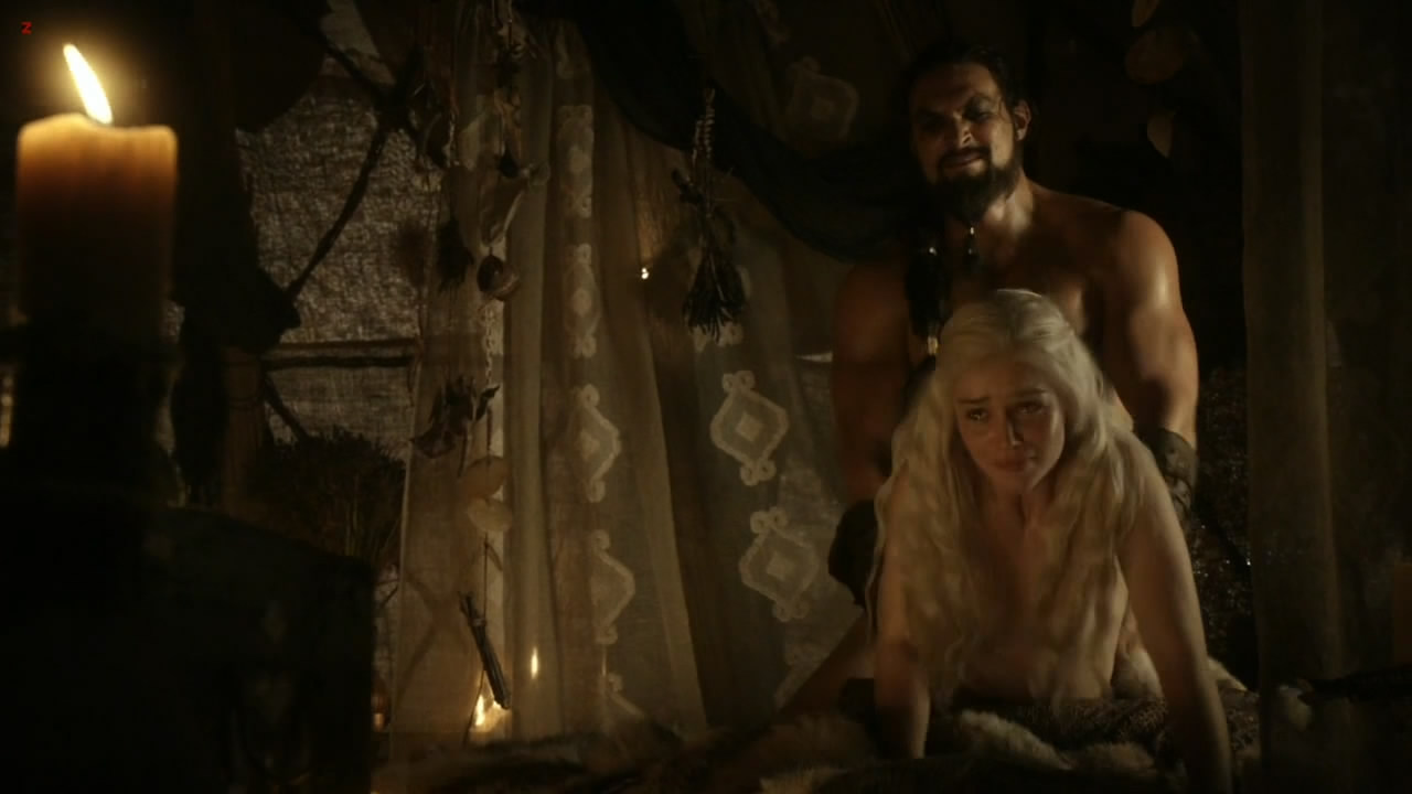 Game of thrones emilia clarke sex