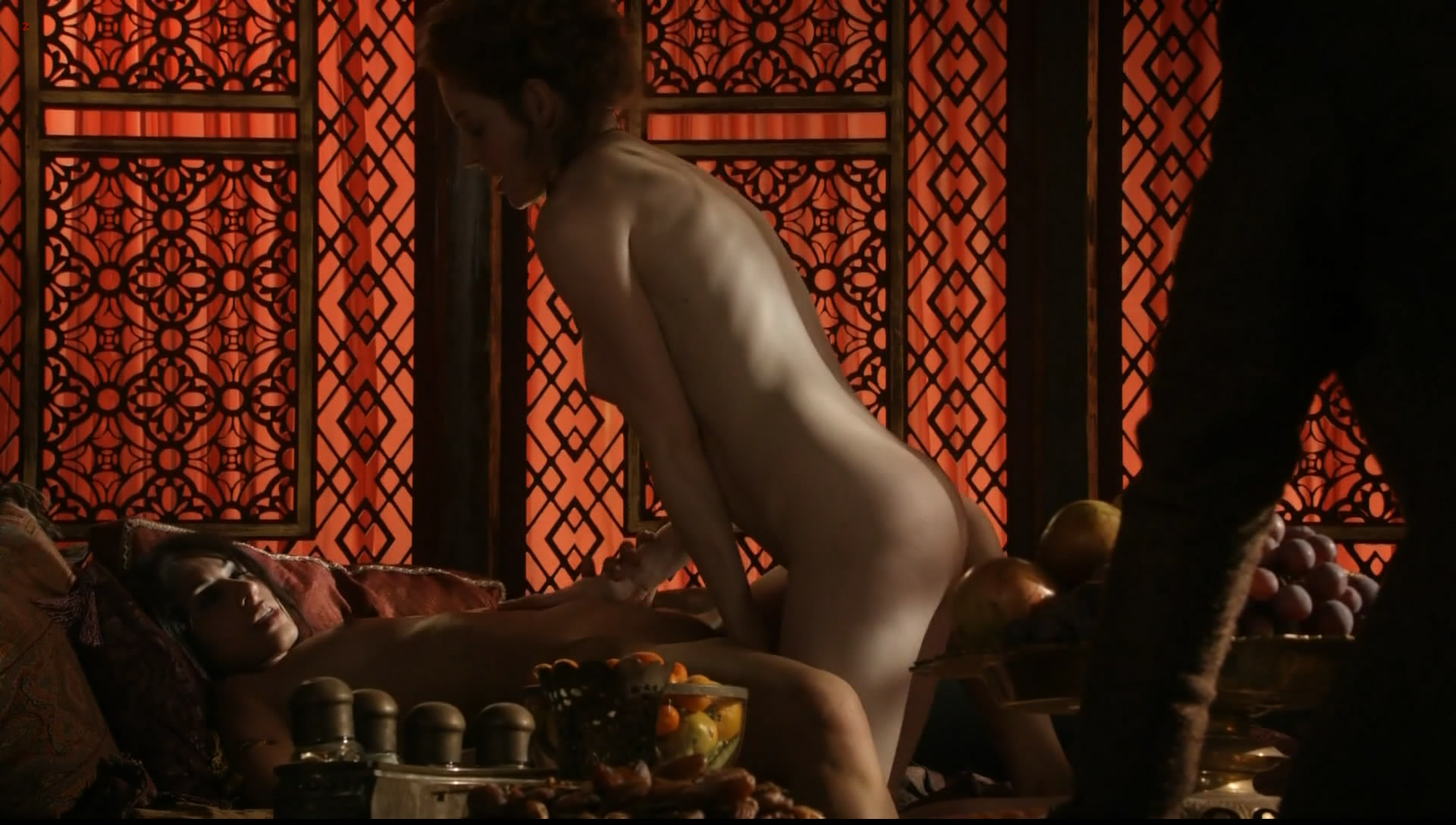 Esme Bianco Hot for esme bianco and sahara knite nude in - game of thrones s01e07