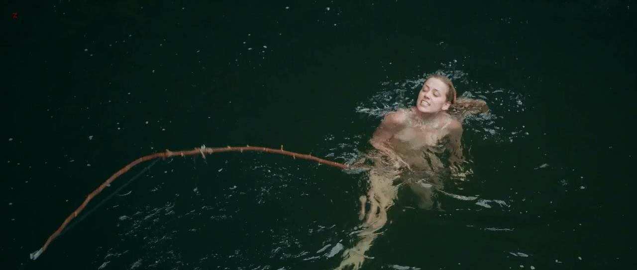 Amber Heard nude skinny dipping in - The River Why (2010) hd 720p