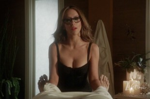 Jennifer Love Hewitt hot and sexy in lingerie from - The Client List s1e3 hd720p (4)