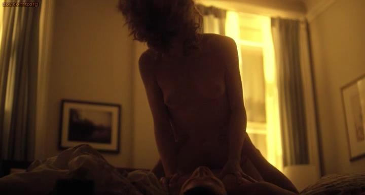 "Rooney Mara nude topless and bush from ""Side Effects"" (2013)"