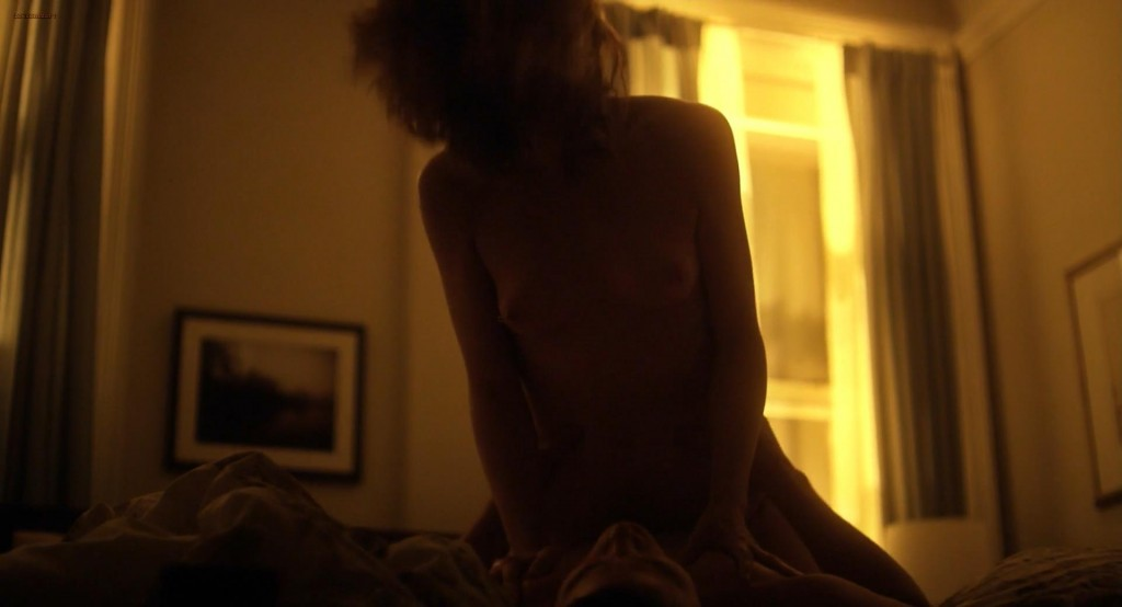 Rooney Mara nude topless sex and lesbian kiss - Side Effects (2013) hd1080p