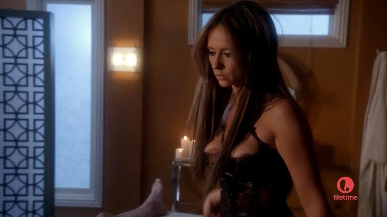 "Jennifer Love Hewitt hot sexy dominatrix in ""Client list"" s2e1 hd720p video edit"