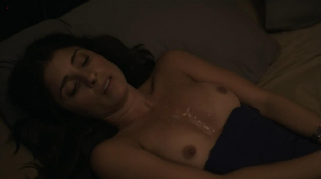 """Shiri Appleby first time naked topless and surprise on her tits! from TV """"Girls"""" s2e9 hd720p"""
