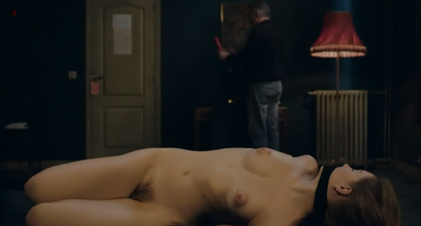Deborah Francois naked and near explicit nudity and sex – Mes cheres etudes (2010)
