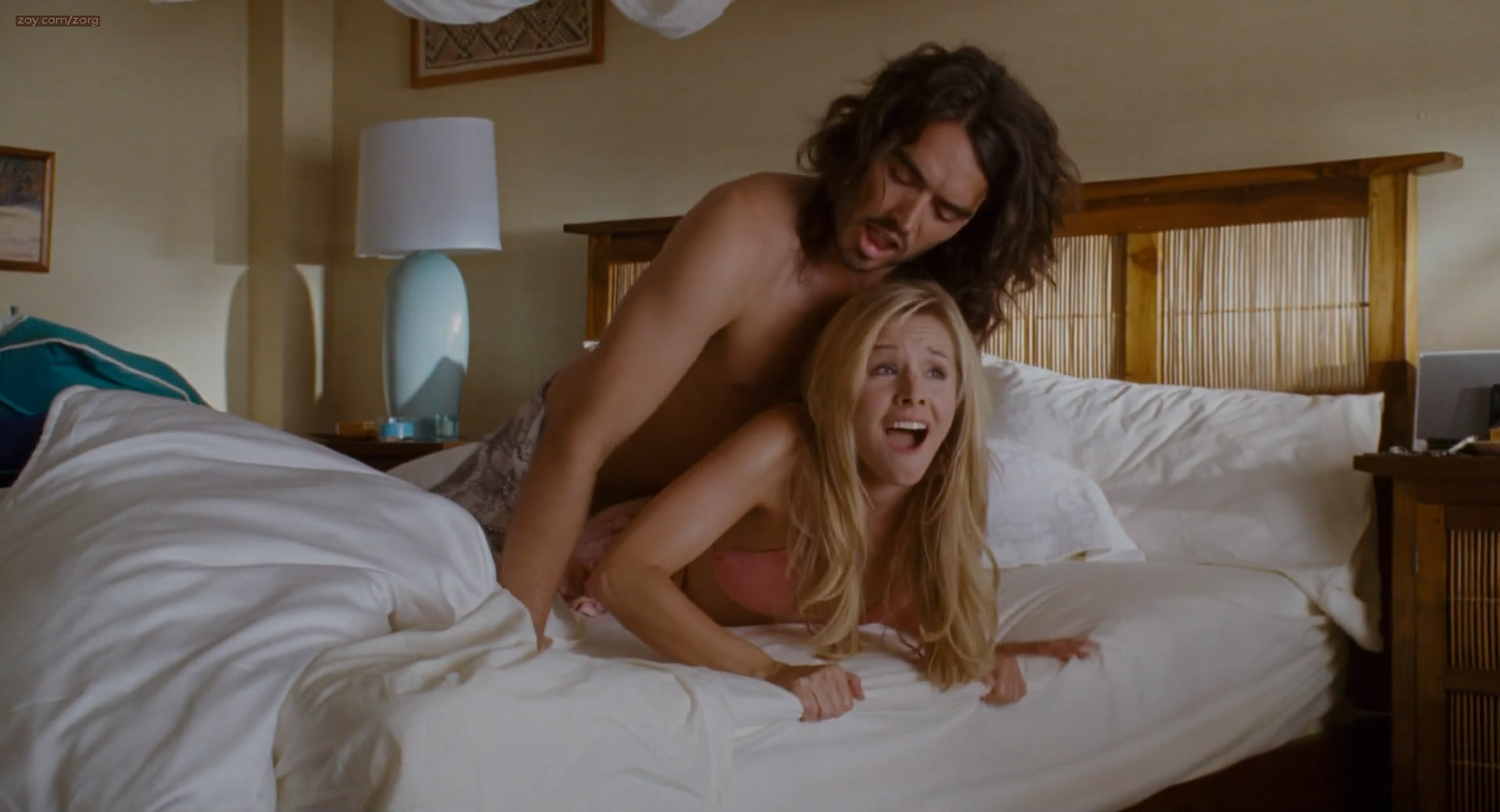 Hanna Verboom Nude Pics Good kristen bell nude but covered bikini and sex and carla alapont