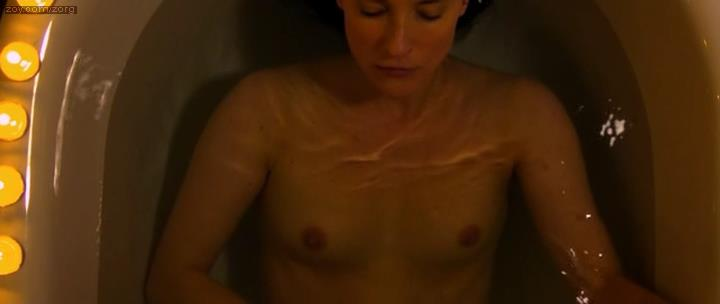 Anna Brecon nude topless in the bath - Stalker (2010)