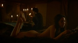 Oona Chaplin nude butt and sex - Game Of Thrones s3e7 (2013) hd720p