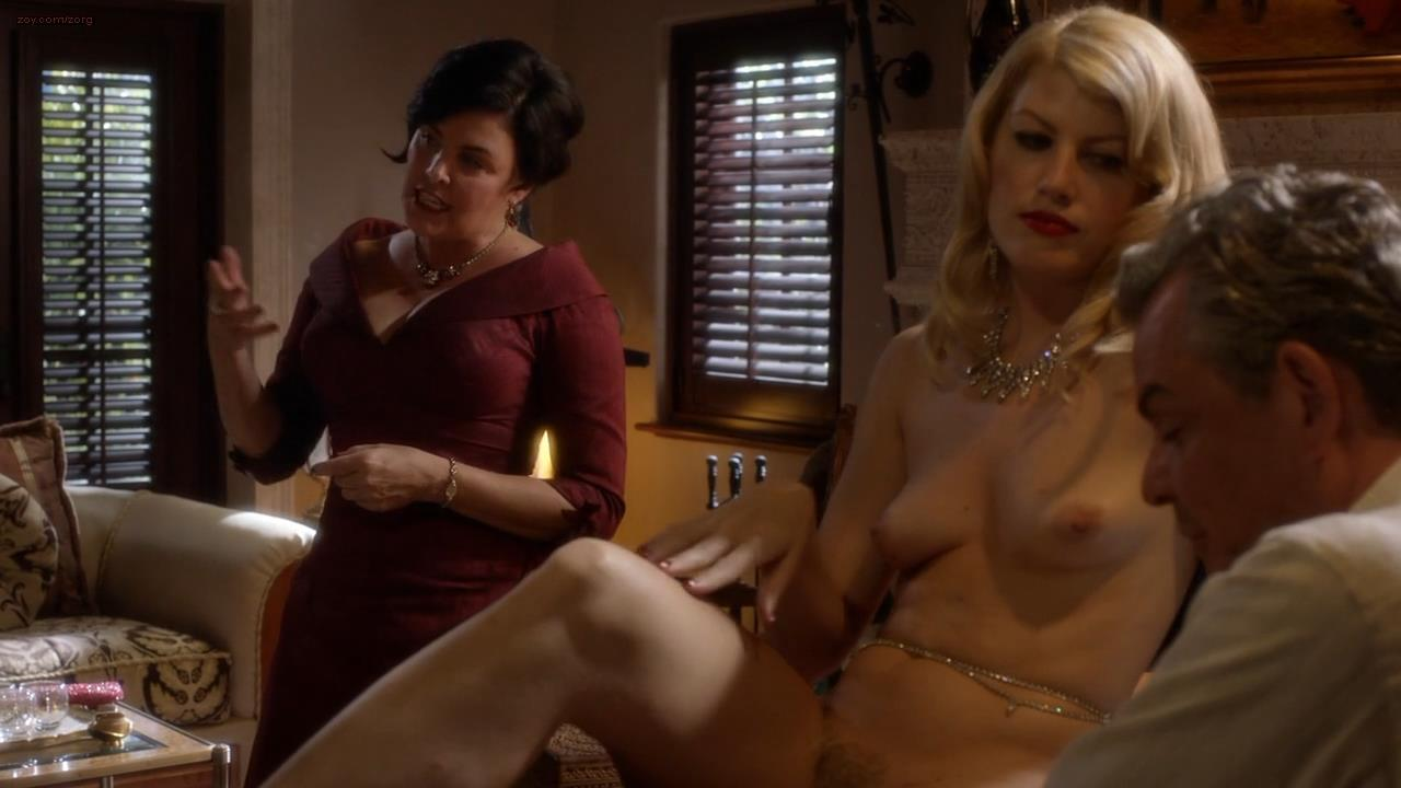 Meredith Ostrom nude topless – Magic City (2013) s2e1 hd720p