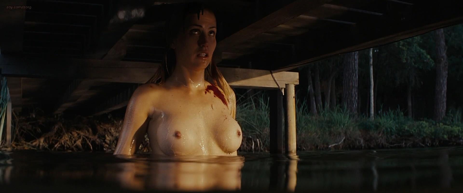 Friday the 13th nude