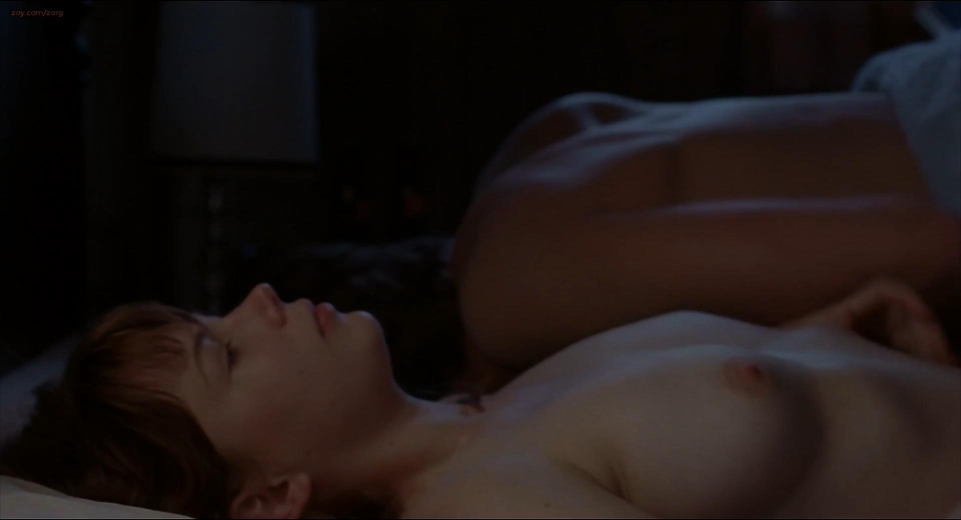 Anne Hathaway nude topless and sex in the car and Michelle Williams nude topless and sex – Brokeback Mountain (2005) hd1080p
