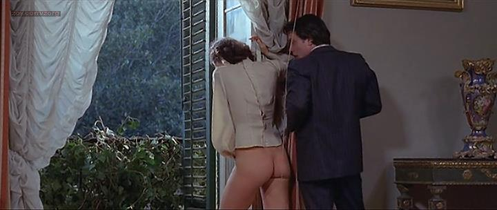 Dayle Haddon nude butt sex and nude topless - La Cugina (IT-1974)
