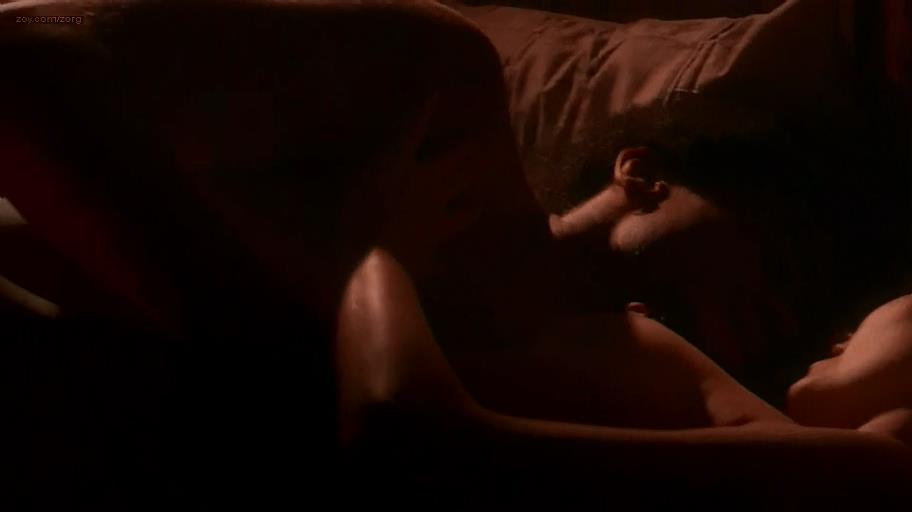 Melissa Sagemiller nude topless and sex – Sleeper Cell s1e1-4